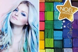 Tendance : coloration cheveux éphémère