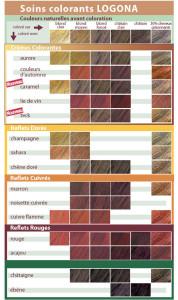 Mode pour femme : coloration cheveux bio