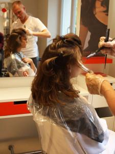 Idée coloration cheveux coiffeur