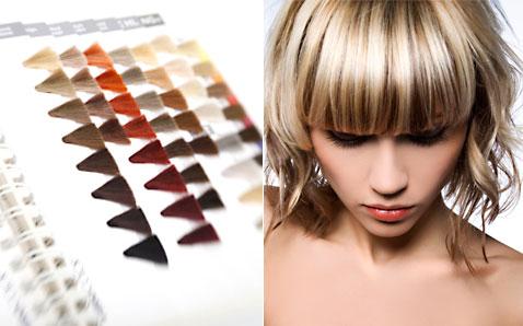 Idee de couleur cheveux court