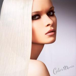 Tendance : coloration cheveux en blanc