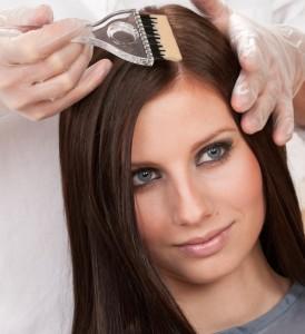 Belle coloration cheveux facile pour femme