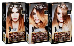 Belle coloration cheveux loreal pour femme