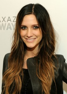 Mode pour femme : coloration cheveux ombré