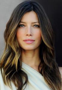 Belle coloration cheveux ombré pour femme