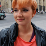 coloration cheveux orange