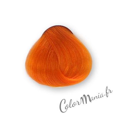 coloration cheveux orange