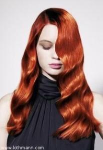 mode pour femme coloration cheveux roux. Black Bedroom Furniture Sets. Home Design Ideas