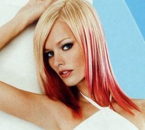 Tendance : coloration cheveux tendance