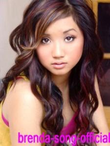 Belle coloration cheveux tendance pour femme