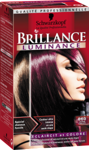 Inspiration coloration cheveux ultra brillante