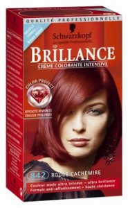 Tendance : coloration cheveux ultra brillante