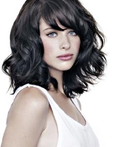 Inspiration coloration cheveux un brun glossy