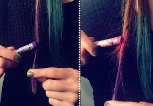 Idée coloration cheveux une journée