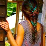 coloration cheveux une soirée