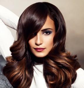 Exemple couleur cheveux brun