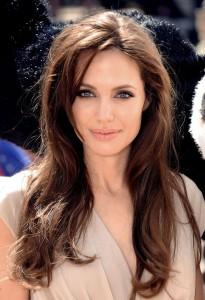 Modèle couleur cheveux brun