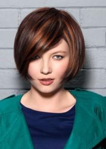 Jolie couleur cheveux femme 2014