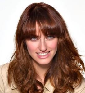 Jolie couleur cheveux foncé