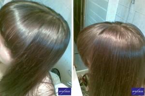 Mode pour femme : couleur cheveux gloss