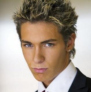 couleur cheveux homme