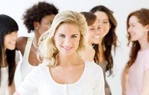Belle couleur cheveux idéale pour femme