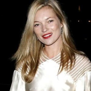 Inspiration couleur cheveux kate moss