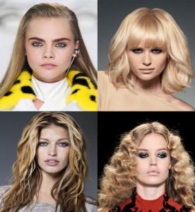 Idée couleur cheveux mode 2014