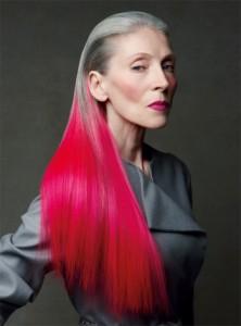 Mode pour femme : couleur cheveux mode 2014
