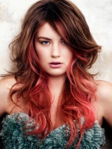 Tendance : couleur cheveux mode 2014