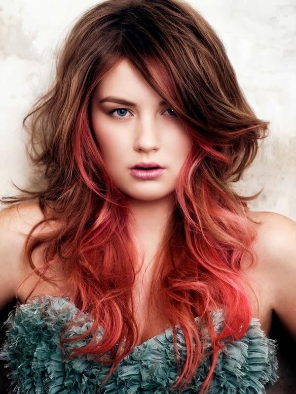 couleur cheveux mode 2014