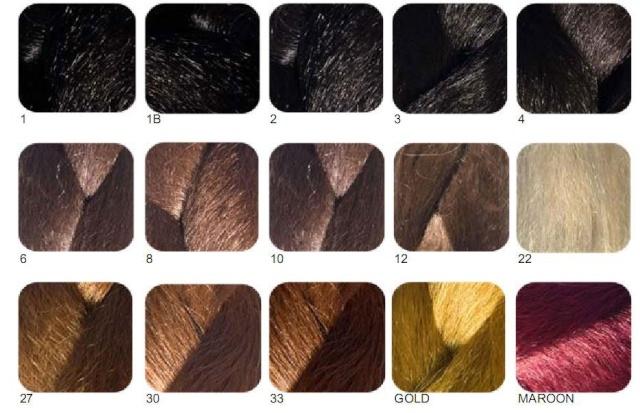 nuancier coloration cheveux - Coloration Nuancier