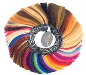 Mode pour femme : couleur cheveux pas cher
