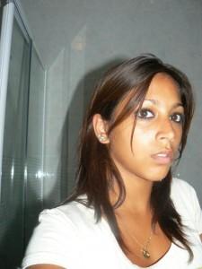 Mode pour femme : couleur cheveux peau mate