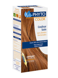 Tendance : couleur cheveux phyto