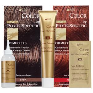 Quelle couleur cheveux phyto