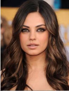 Mode pour femme : couleur cheveux printemps 2014