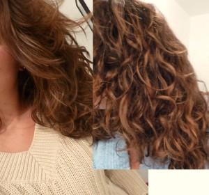 Jolie couleur cheveux soin