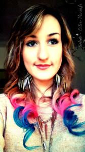 Idée couleur cheveux uv