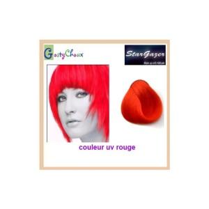 Jolie couleur cheveux uv