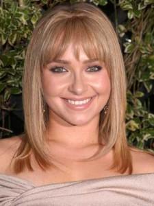Mode pour femme : couleur cheveux visage rond