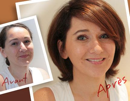 Tendance couleur cheveux visage rond for Quel coupe de cheveux choisir pour visage rond