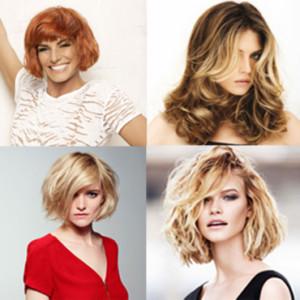 Modèle coloration cheveux été 2014
