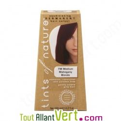 Belle coloration cheveux biologique pour femme