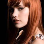 coloration cheveux cuivré