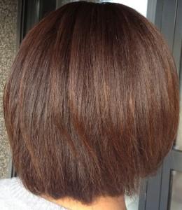 Tendance : coloration cheveux défrisés
