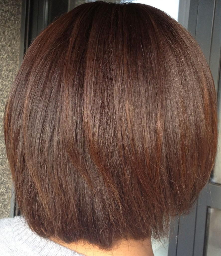 coloration cheveux défrisés