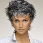 coloration cheveux en gris