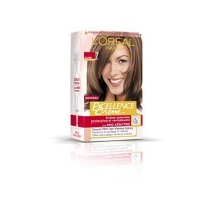 Mode pour femme : coloration cheveux excellence loréal