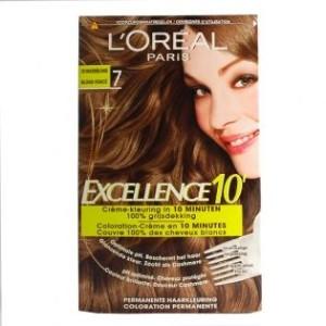 Belle coloration cheveux excellence loréal pour femme